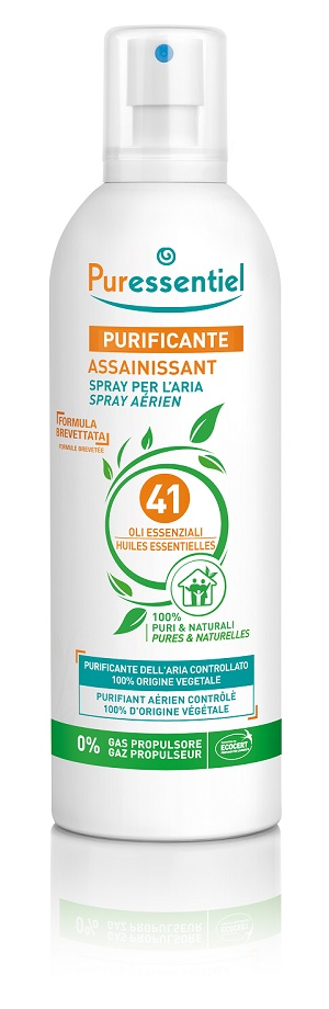 PURESSENTIEL SPRAY PURIFICANTE 41 OLII ESSENZIALI 500 ML - Farmaciaempatica.it
