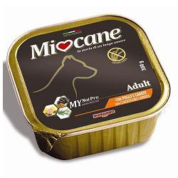 MIOCANE ADULT POLLO/CAROTE GRAIN FREE 300 G - Farmacento