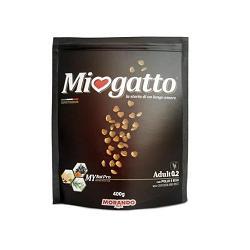 MIOGATTO ADULT 0,2 POLLO/RISO 400 G - Farmacento