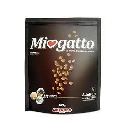 MIOGATTO ADULT 0,3 VITELLO/ORZO 400 G - Farmaciasconti.it