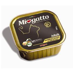 MIOGATTO ADULT AGNELLO/TACCHINO GRAIN FREE 100 G - Farmaciasconti.it