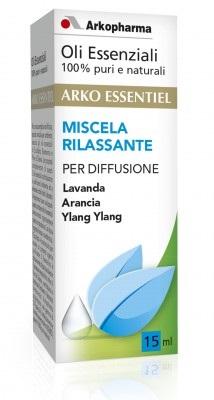 MISCELA RILASSANTE PER DIFFUSIONE 15 ML - Farmalandia