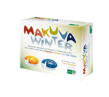 Sofar Makuva Winter Integratore Difese Immunitarie 20 Bustine da 48 g - La tua farmacia online