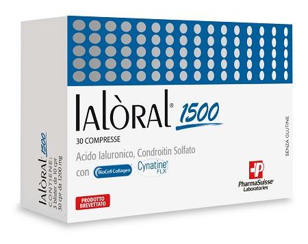 IALORAL 1500 30 COMPRESSE - Zfarmacia