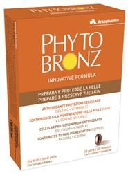 ArkoPharma Phyto Bronz Formula Innovativa abbronzatura 30 Compresse - La tua farmacia online