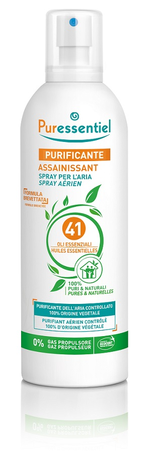 PURESSENTIEL SPRAY PURIFICANTE 41 OLI ESSENZIALI 75 ML - Farmaciaempatica.it