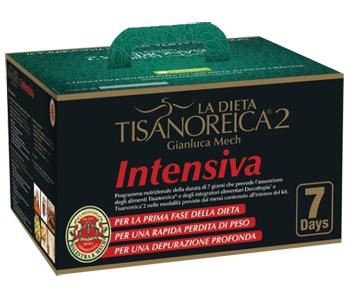 Tisanoreica2 Kit 7 Days Intensiva Gianluca Mech - La tua farmacia online