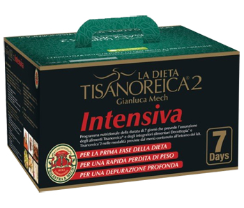 Tisanoreica2 Kit 7 Days Intensiva Gianluca Mech - La tua farmacia online
