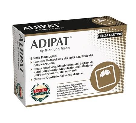 Adipat by Gianluca Mech Integratore Dieta 30 Compresse - La tua farmacia online
