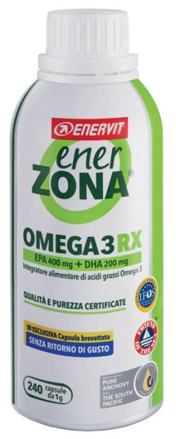 ENERZONA OMEGA 3RX 240 CAPSULE OFFERTA SPECIALE - Farmastar.it