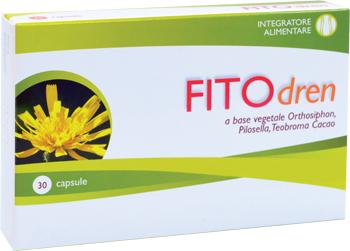 FITO DREN 30 CAPSULE - Farmacento
