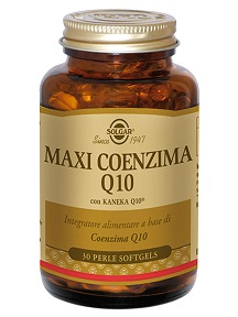 MAXI COENZIMA Q10 30 PERLE - Antica Farmacia Del Lago