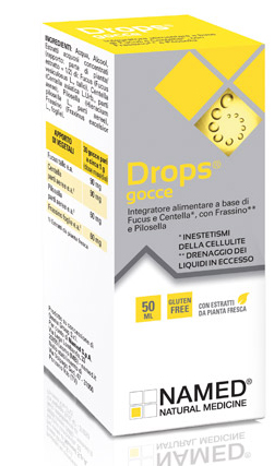 DROPS GOCCE 50 ML - Zfarmacia