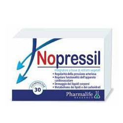 NOPRESSIL 30 COMPRESSE - La tua farmacia online