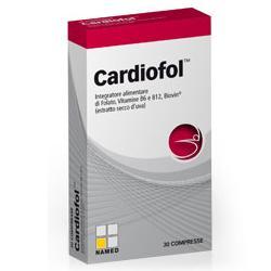 CARDIOFOL 30 COMPRESSE - La tua farmacia online