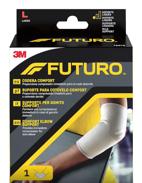 SUPPORTO GOMITO FUTURO COMFORT LARGE - Farmawing