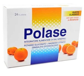 POLASE ARANCIA 24 BUSTINE EFFERVESCENTI - Farmajoy