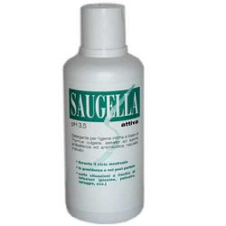 SAUGELLA ATTIVA DETERGENTE 500 ML - Farmamille