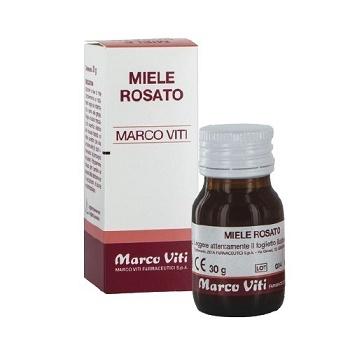 MIELE ROSATO SOLUZIONE 30 ML - Farmacia 33