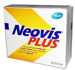 NEOVIS PLUS 20 BUSTINE - Farmacia 33