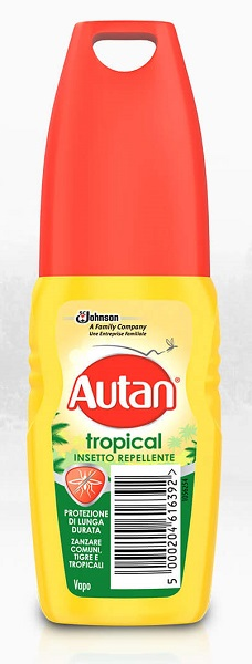 AUTAN TROPICAL VAPO 100 ML - FARMAEMPORIO
