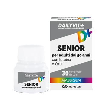 MASSIGEN DAILYVIT+ SENIOR 30 COMPRESSE - La tua farmacia online