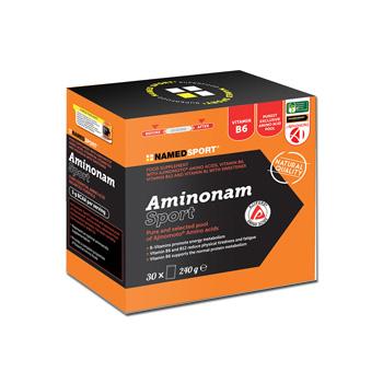 AMINONAM SPORT POLVERE 30BUSTE DA 8 G - Farmamille