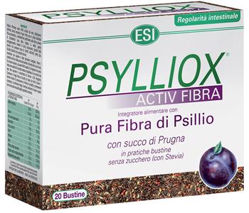 PSYLLIOX ACTIV FIBRA 20 BUSTINE - Parafarmaciabenessere.it