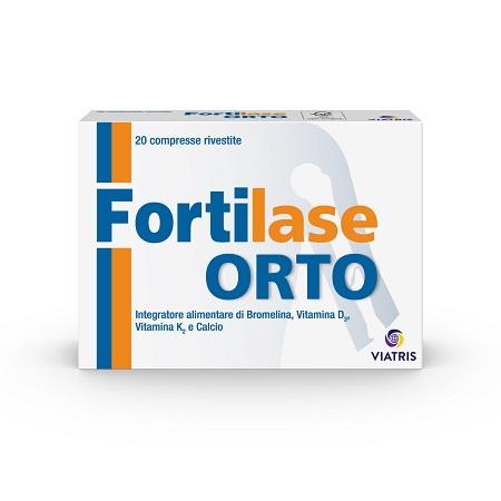 FORTILASE ORTO 20 COMPRESSE - La tua farmacia online