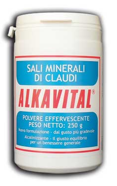 ALKAVITAL 250 G - Zfarmacia
