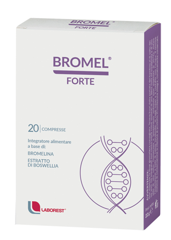 BROMEL FORTE 20 COMPRESSE - La tua farmacia online
