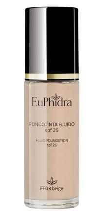 EUPHIDRA SKIN COLOR FONDOTINTA FLUIDO FF03 BEIGE - Farmaciasconti.it