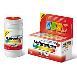 Multicentrum Cardio Integratore Colesterolo 60 Compresse - La tua farmacia online