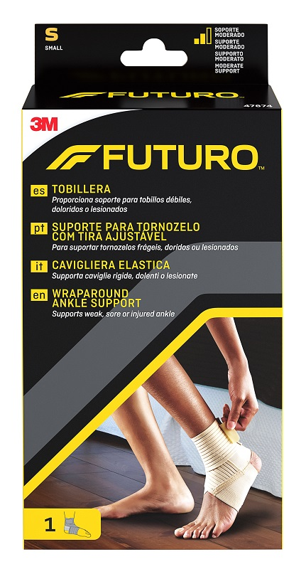FUTURO CAVIGLIERA ELASTICA L - Farmacia 33