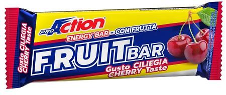 FRUIT BAR ENERGIA CILIEGIA 40 G - FARMAEMPORIO