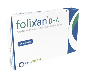 FOLIXAN DHA 20 CAPSULE 16,3 G - La tua farmacia online