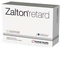 ZALTON RETARD 15 CAPSULE - Farmacento