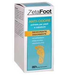 Zetafoot Polvere Antiodore 75 g - Farmalilla