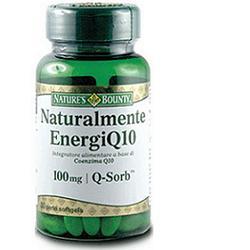 NATURALMENTE ENERGIQ10 30 PERLE - Farmacento