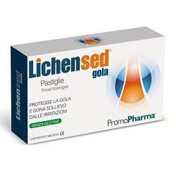 LICHENSED PASTIGLIE GOLA 20  - Farmacia 33