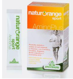 Specchiasol NaturOrange Sport AminoPlus Integratore 10 Bustine - La tua farmacia online