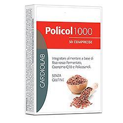 LABORATORIO DELLA FARMACIA POLICOL 1000 30 COMPRESSE 33 G - Zfarmacia