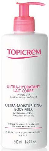 TOPICREM ULTRA-IDRATANTE LATTE CORPO 500 ML - FARMAEMPORIO