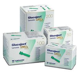 LANCETTE PUNGIDITO GLUCOJET PLUS GAUGE 33 100 PEZZI - Farmacia 33