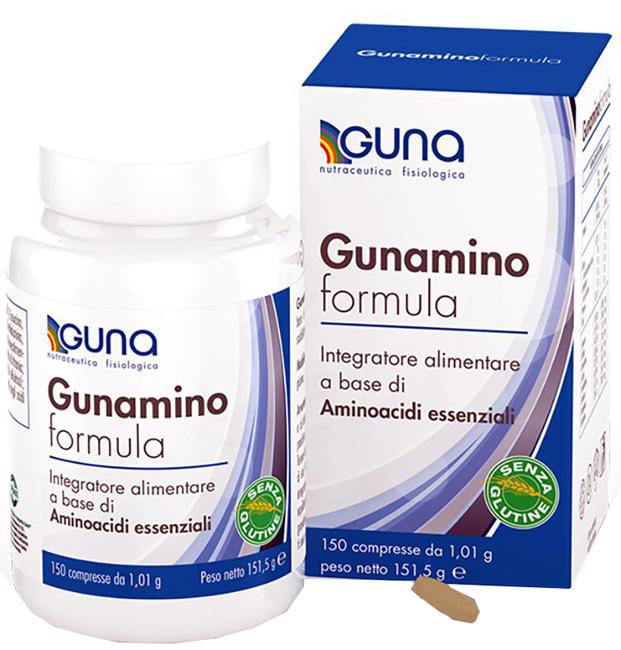 GUNAMINO FORMULA 150 COMPRESSE  - Zfarmacia