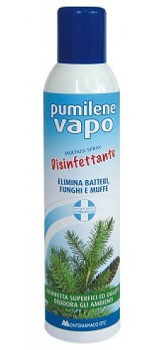 PUMILENE VAPO DISINFETTANTE SPRAY 250 ML - Farmacento