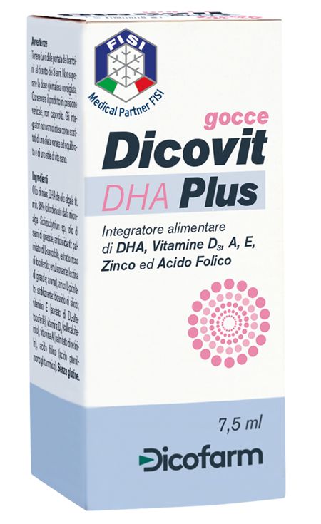 DICOVIT PLUS 7,5 ML - Farmacento