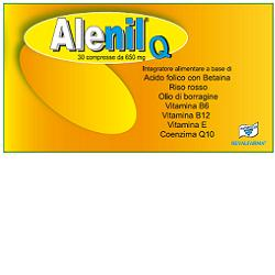 ALENIL Q 30 COMPRESSE DA 984 MG - Zfarmacia