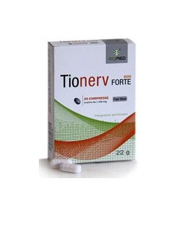 TIONERV FORTE 20 COMPRESSE - La tua farmacia online