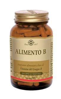 ALIMENTO B 50 CAPSULE VEGETALI FLACONE 24 G - Farmacia 33